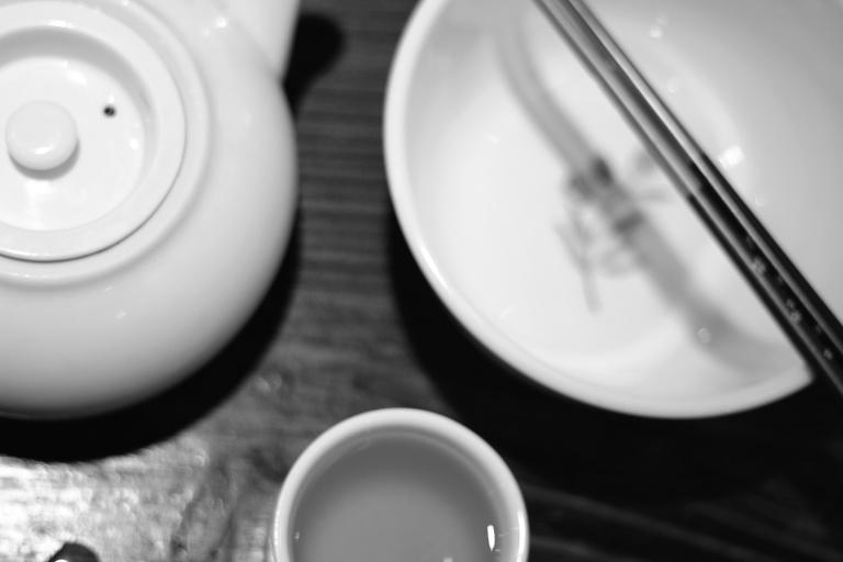 Fried Green Kimchi - Hong Kong Tea & Dimsum