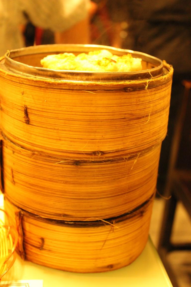 Fried Green Kimchi - Hong Kong DimDimSum