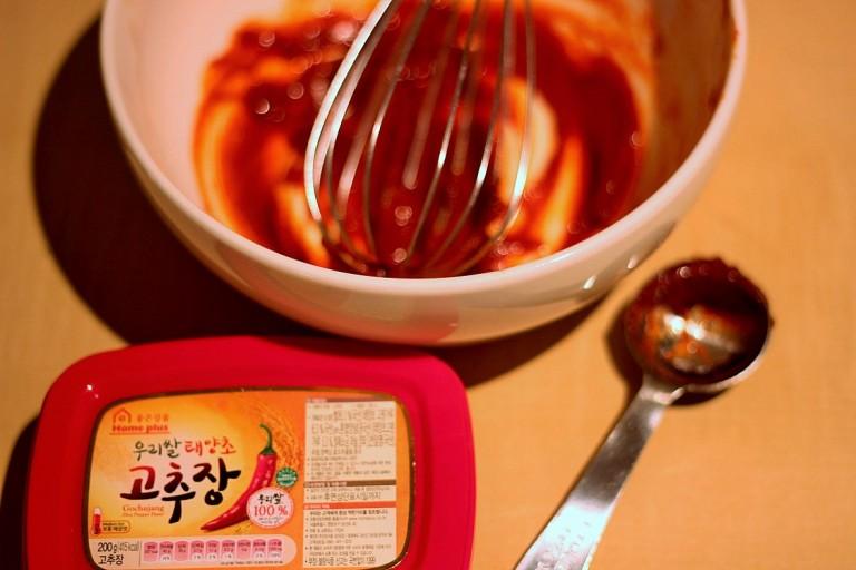 Korean Sweet Potato Salad