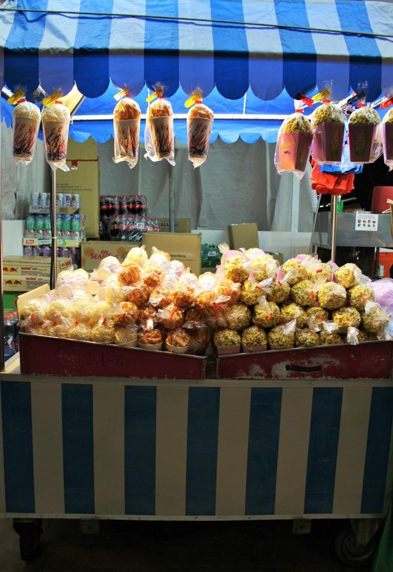 Fried Green Kimchi - Hari Raya Bazaar