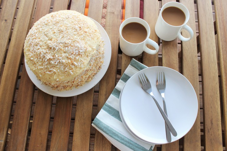 KAYA COCONUT CAKE - FGK