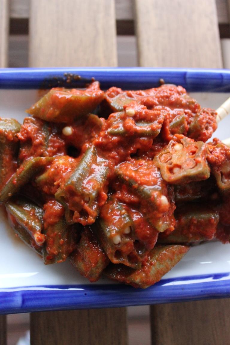 Okra Kimchi