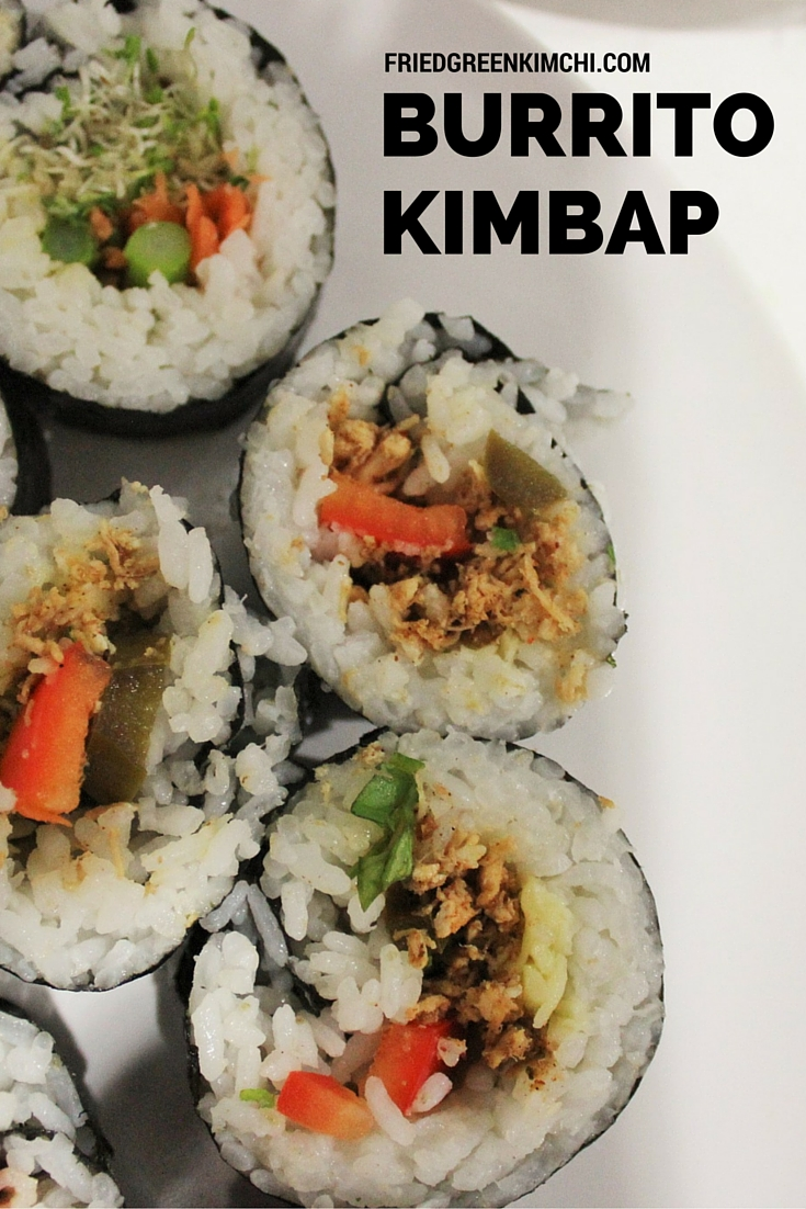 Burrito Kimbap