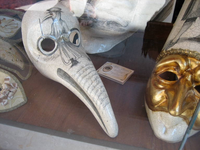 Venetian Masks - Plague Doctor