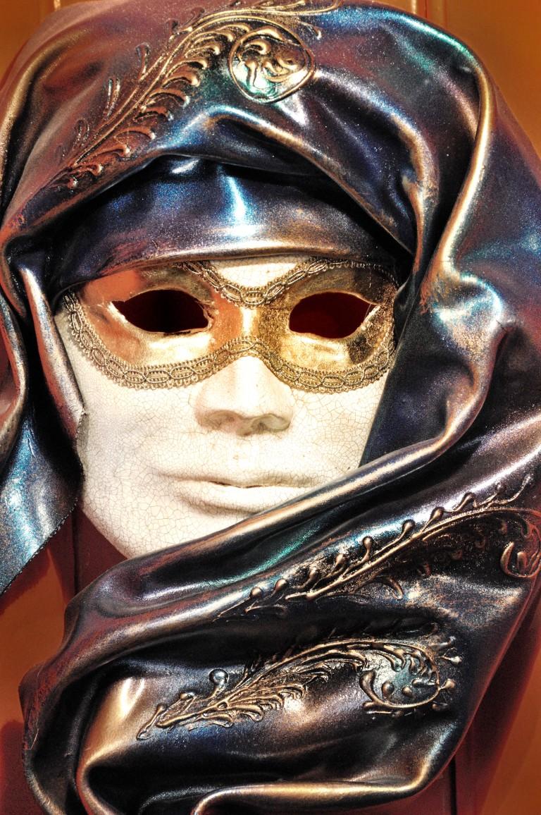 Venetian Masks - Volto