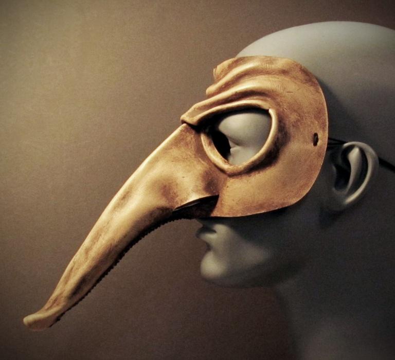 Venetian Masks - Zanni
